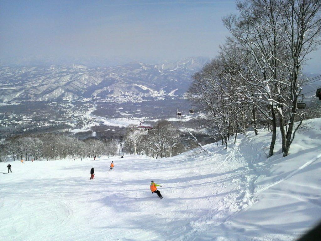 冬 リゾートバイト スキー場 北海道